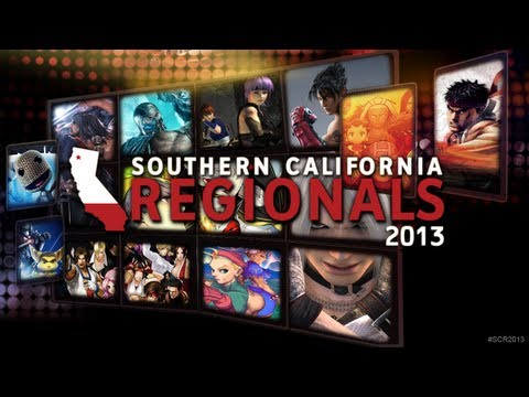 Socal - SoCal Regionals 2013 #SCR2013 Ultimate Marvel vs Capcom 3 Top 16 Part 1.