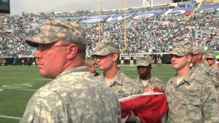 FLNG at Jaguars game Dec 9, 2012 Video