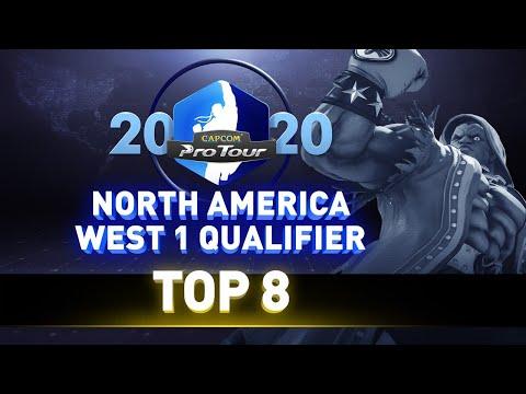 CPT 2020 Online NA West - Top 8