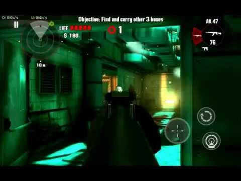 Dead Trigger - gameplay