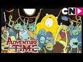 Hora de Aventura Brasil | O Rei Silencioso | Cartoon Network