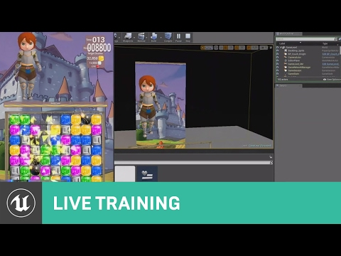 Match 3 blueprint tutorial intro enter the match 3 blueprint mp3 video creating a match 3 game 02 live training unreal engine download in malvernweather Image collections