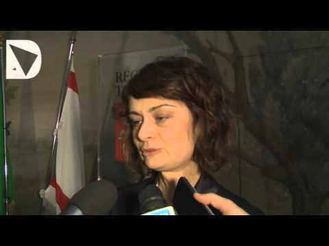 FRANCESCA BASANIERI SU MOSTRA GLI ETRUSCHI MAESTRI DI SCRITTURA   video