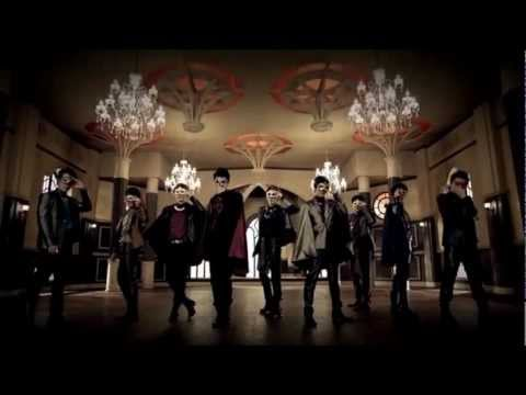Super Junior - Opera Japanese ver. (Official Video) (HD)