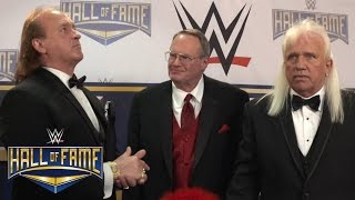 Nonton The Rock  N  Roll Express Make A Wrestlemania Prediction  Wwe Hall Of Fame Exclusive  March 31  2017 Film Subtitle Indonesia Streaming Movie Download