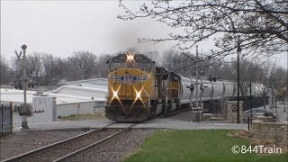 Lees Summit (MO) United States  city photos gallery : Trains In Lee's Summit, MO Nice Sounding SD70M and CSX Power