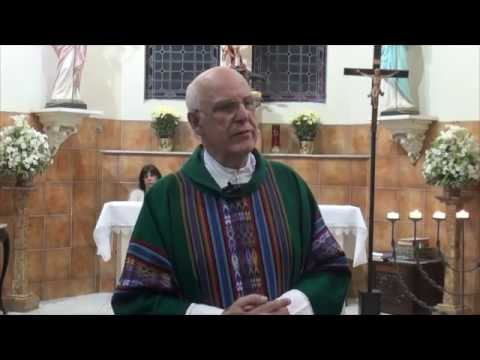VÍDEO: Homilia do Pe. Julio no 14º Domingo do Tempo Comum