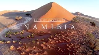Aerial photography highlights from our Namibian trip in April 2014. Shot using a DJI Phantom 2 and H3-2D gimbal with a GoPro Hero 3+ Black. Locations include...