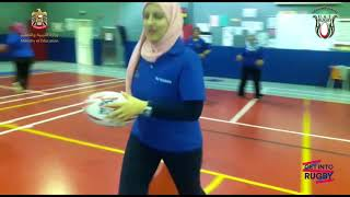 A Boost For Project Asia 1 Million   UAE Schools Get Into Rugby
