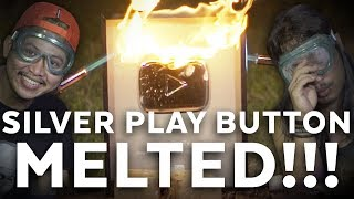 Video Silver Play Button Burn and Melted! | Mati Penasaran #19 MP3, 3GP, MP4, WEBM, AVI, FLV Oktober 2017