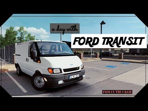 Ford Transit MK6 1.32