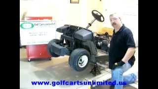Visit us at http://www.golfcartsunlimited.us Golf Carts Unlimited sells customized golf carts as well as parts and accessories.