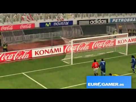 Los mejores goles de FIFA 09 y PES 2009