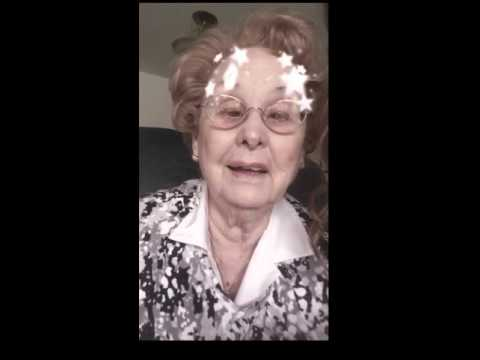 Grandma Tries Snapchat...Not Impressed
