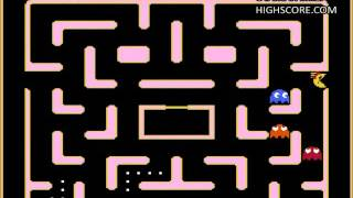 Ms. Pac-Man [Tengen] [On/ Normal/ Arcade/ Level 5 Start] (NES/Famicom Emulated) by oyamafamily