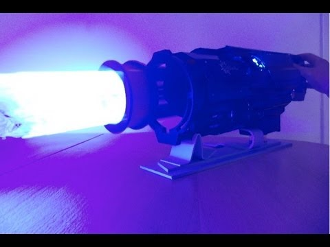 WICKED LASERS CANNON Prototype (incl balloon massacre)