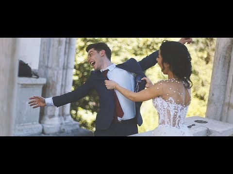 ემოციური სიძის ქორწილი (ვიდეო)