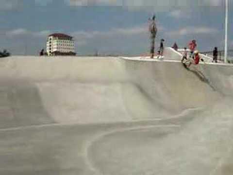 Sarasota Skatepark Run