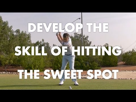Golf Lesson – Hitting The Centre of The Clubface