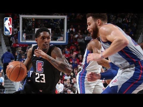 Video: Full Game Recap: Clippers vs Pistons | Lou Williams Leads Epic Comeback