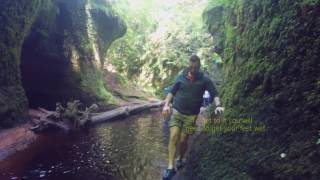 Download Lagu A short guide to The Devils Pulpit - Finnich Glen near the Campsies Mp3