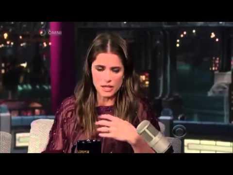 Amanda Peet - Interview Letterman 2012 03 13 HQ