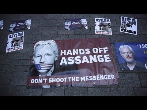 USA: Justizministerium betreibt Auslieferung von Assange