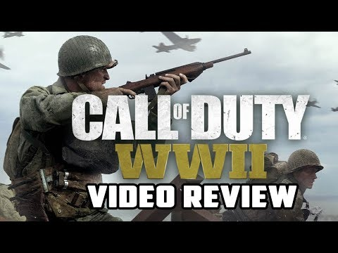 Call of Duty: WWII PC Game Review