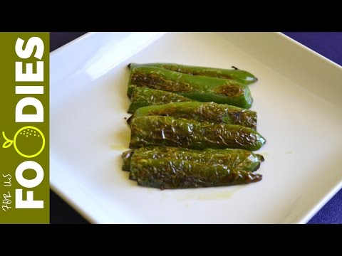 Roasted Jalapenos Recipe - Great On ANYTHING!