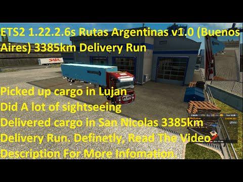 Rutas Argentinas (Buenos Aires) v1.0