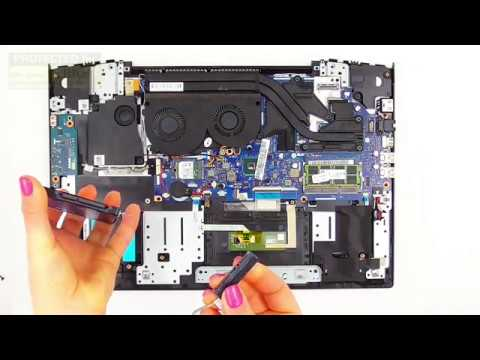 How To Remove Or Replace Ssd Hdd On Lenovo Y70-70 Y70 Y70-70t