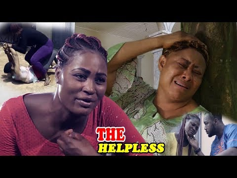The Helpless 5&6 - 2018 Latest Nigerian Nollywood Movie/African Movie/Family Movie Latest New