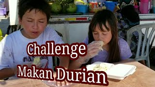 Download Video Anak Blesteran Makan Durian Challenge MP3 3GP MP4