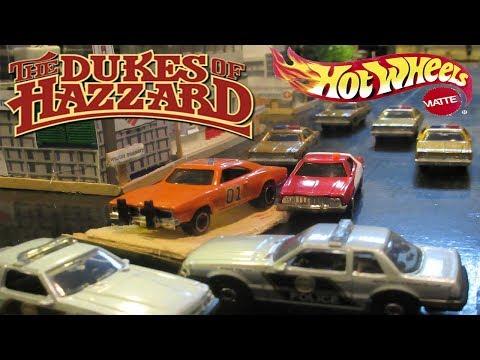 Hot Wheels | The Dukes of Hazzard | Stop Motion