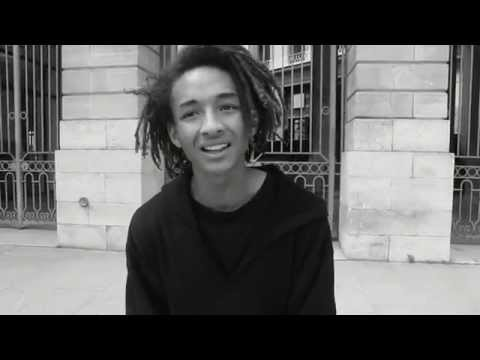 Jaden Smith and life philosophies