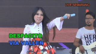 Video Via Vallen - Despacito Koplo | Live Semarang MP3, 3GP, MP4, WEBM, AVI, FLV September 2017