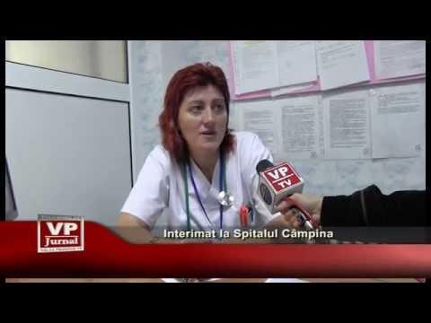 Interimat la Spitalul Campina