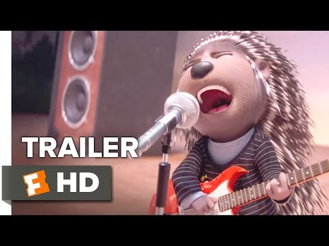 sing - trailer ufficiale