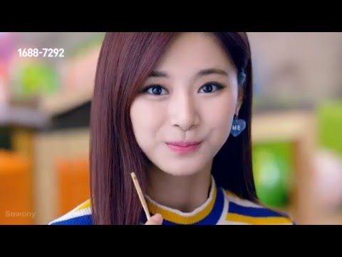 Girlgroup Kpop (SNSD, AOA, Twice, EXID,...)- Chicken CF (видео)