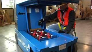 Sjekke batterier GRC-12