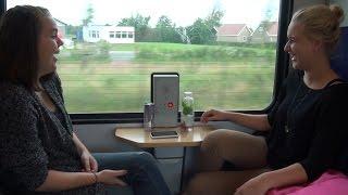 3 Spoor Sandra en Joëlle gaan naar Riga