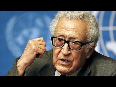 Opposition et régime syriens à la même table pour la première fois