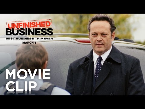 Unfinished Business (Clip 'Job Interview')