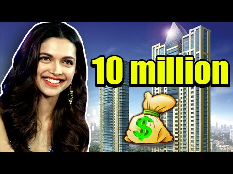 Deepika Padukone Buys New Property