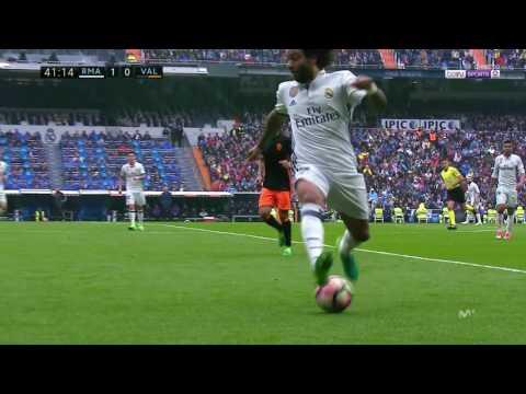 Marcelo vs Valencia(Home) 16-17 HD 1080i (4/29/2017)