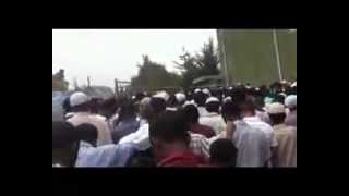 Awolia demonstration June 01, 2012 -