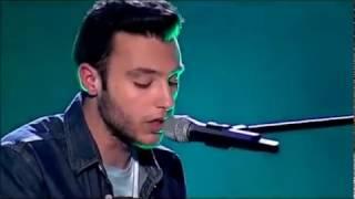 Alexandre Guerra The Voice Portugal cover 'Creep' Radiohead