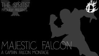 """""""Majestic Falcon"""" – A SSB4 Captain Falcon (Competitive/Combo)"""