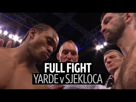 Full fight: Anthony Yarde v Nikola Sjekloća | Big knockout