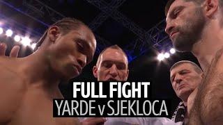 Video Full fight: Anthony Yarde v Nikola Sjekloća   Big knockout MP3, 3GP, MP4, WEBM, AVI, FLV Juni 2019
